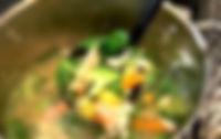 Nadja's Left Over Roast Chicken Vegetable Soup