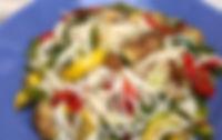 Holista Low GI Noodles and Veggies Recipe