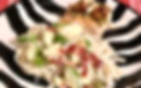 Holista Low GI Spaghetti Salmon Alfredo Recipe
