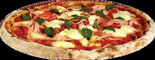 Low glycemic pizza
