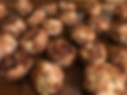 Holiday Sage Turkey Meatballs