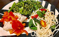 Healthy Holista Spaghetti Dinner Recipe