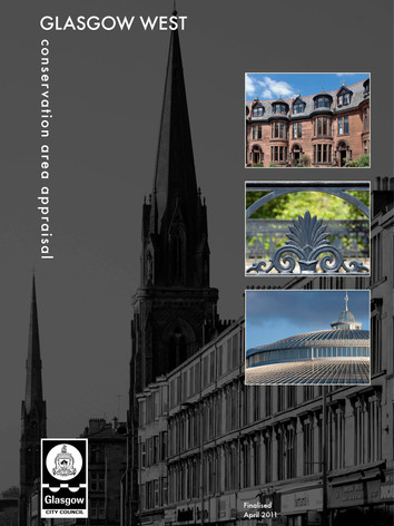 Glasgow West CA Appraisal