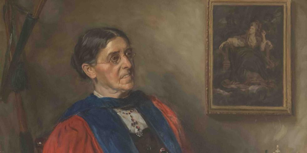 'Pioneering Ladies of the New Town in Edinburgh' - Linda McDonald
