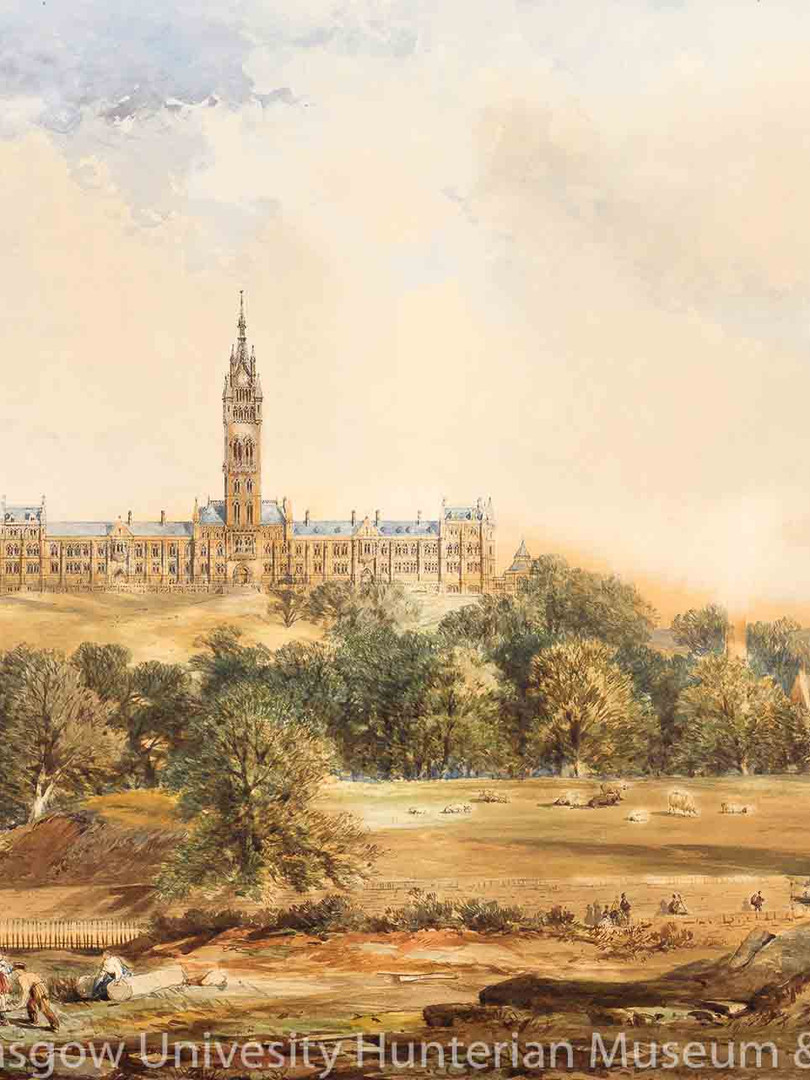 Design for the University of Glasgow