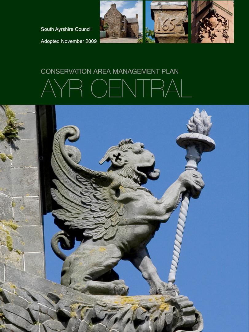 Ayr Central Conservation Management Plan