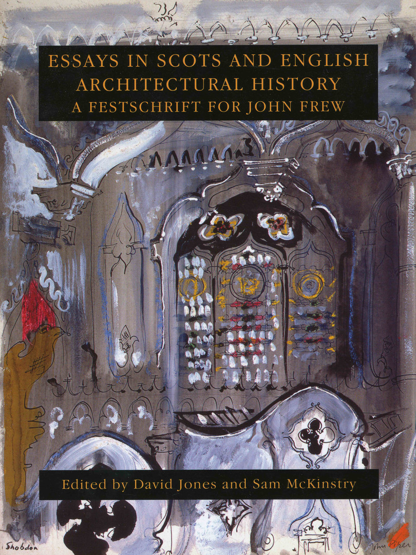 'Whimsical but Magnificent - Robert Adam's Ruined Arch and Viaduct at Culzean Castle, Ayrshire' in 'Essays in Scots and English Architectural History - A Festschrift for John Frew' edited by David Jones and Sam McKinstry
