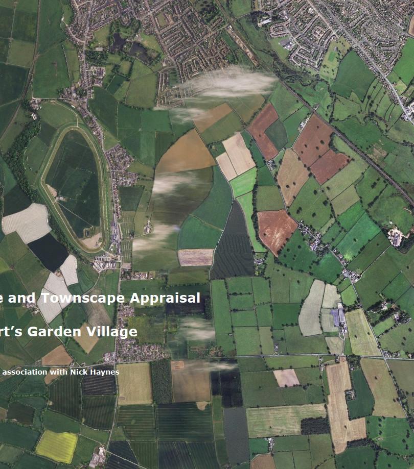 St Cuthbert's Garden Village