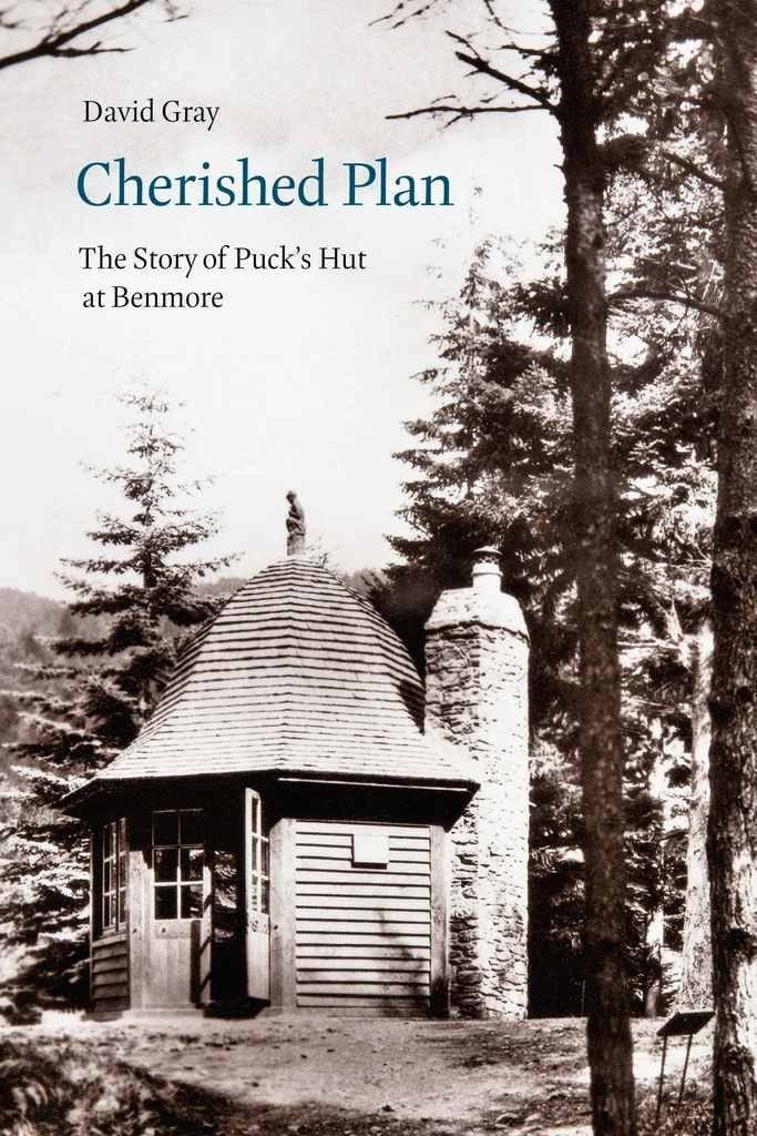 Book cover of Puck's Hut