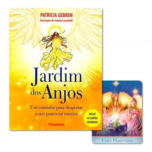Jardim dos Anjos LIVRO + CARTAS