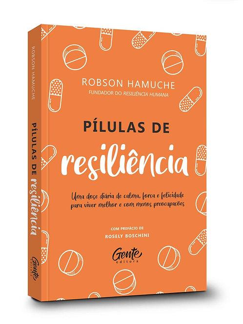Livro Pílulas de Resiliência