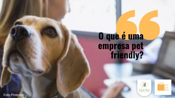 O que é uma empresa pet friendly?