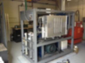 Bauer Compressor Installation