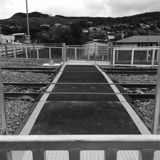 Tawa Street Level Crossing
