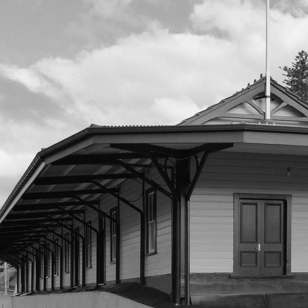 Parnell Railway Station Building Refurbishment