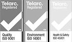 Telarc Logos BW.png