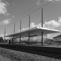 Takanini and Te Mahia Station Shelters