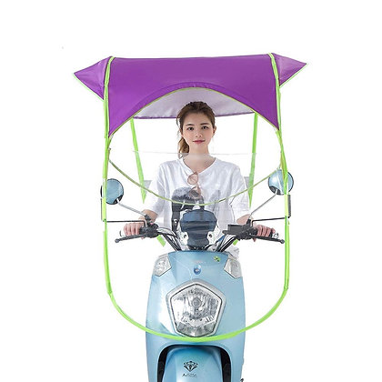Summer Umbrella for Scooter & Bikes