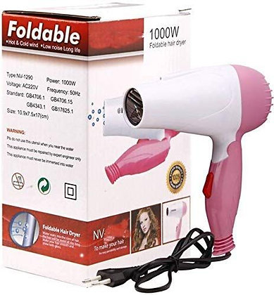 Nova Professional Electric Foldable Hair Dryer