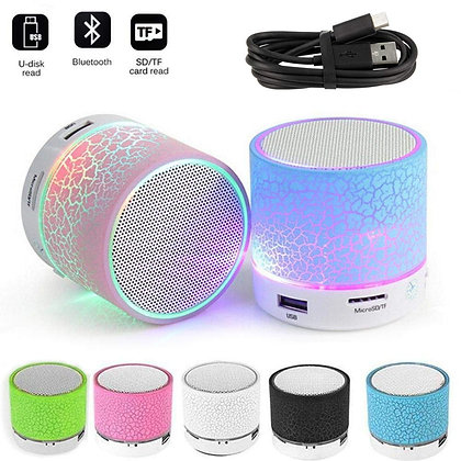 Mini Wireless Portable Bluetooth Speaker