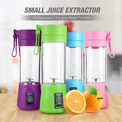 Portable Rechargeable USB Juicer