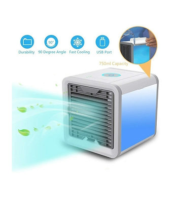 Personal Air Cooler,4 In 1 Portable Space Air Conditioner