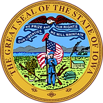 State of Iowa Seal
