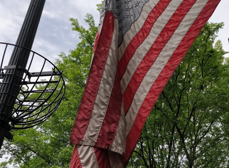 Visiting DC: a quirk's eye view