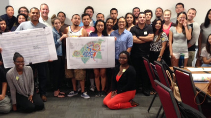 Next Generation of Urban Planners Embrace Community Resilience Building in Los Angeles