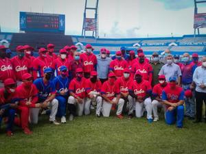 Anunciado equipo Cuba de béisbol al Clasificatorio Olímpico de las Américas