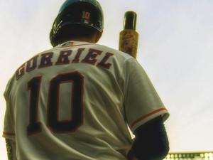 Yuli Gurriel sigue impactando como el principal remolcador de los Astros de Houston