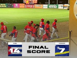 Cuba abre III Copa del Caribe con triunfo de 14-7 sobre Curazao. Perú también triunfa en inaugural