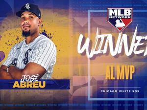 Día histórico para el béisbol cubano: ¡José Abreu gana el premio de MVP en las Grandes Ligas!