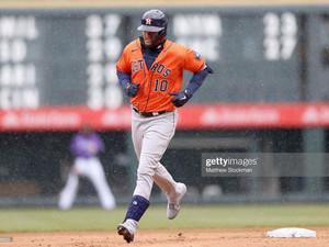 Yirsandy: Yuli Gurriel entre los bateadores de élite en MLB durante este inicio de temporada
