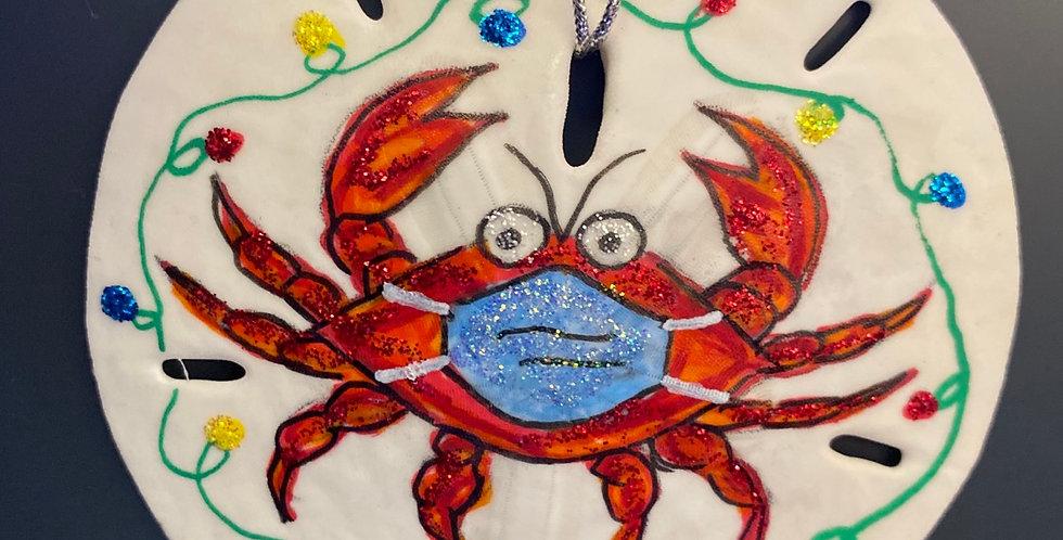 Masked Crab/ Coronavirus