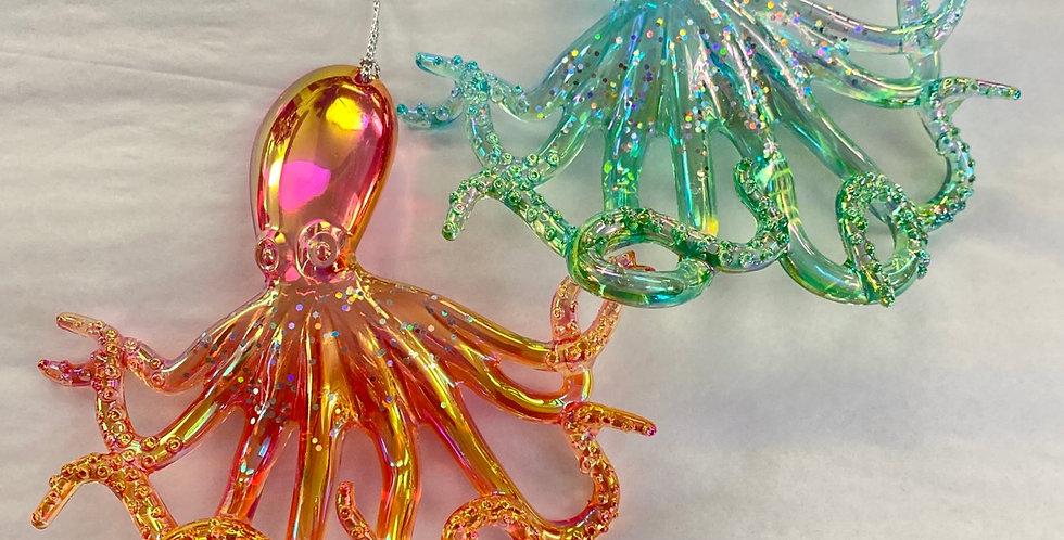 2assorted Octopus