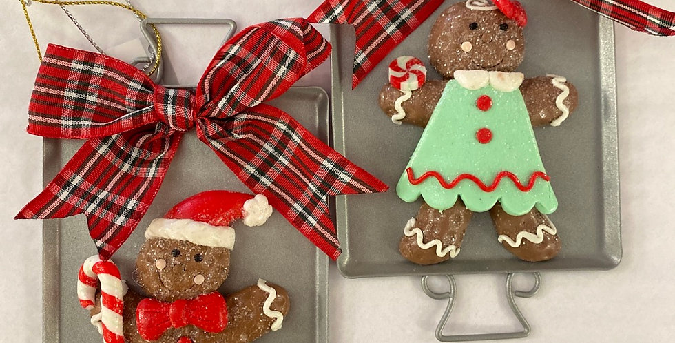 Gingerbread tray