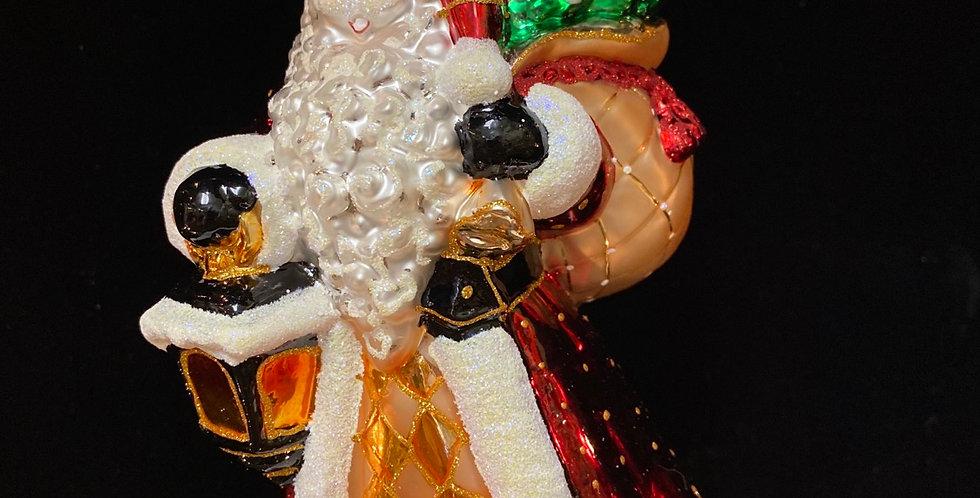 Santa Leaves the Light On