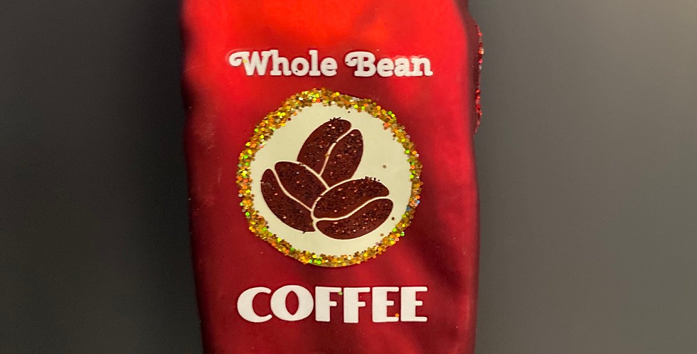 BAG OF COFFEE BEANS UPC 729343323873