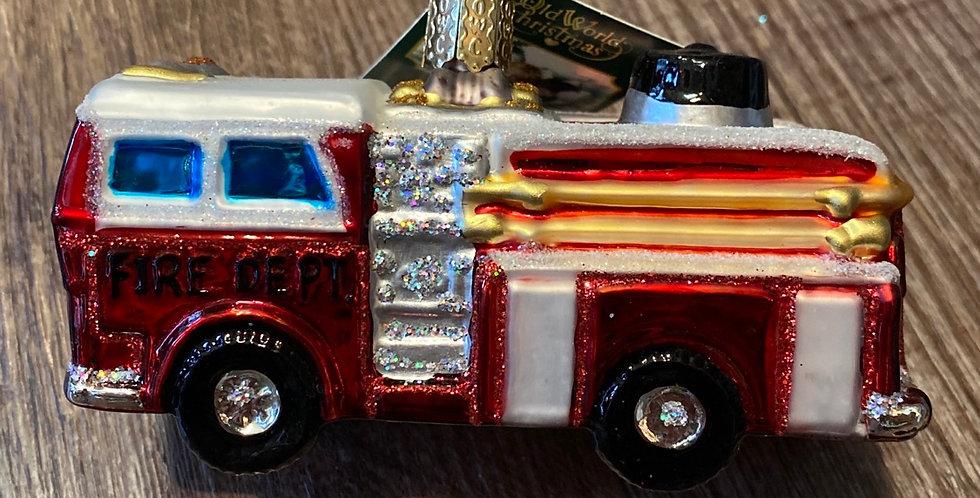 FIRE TRUCK UPC 729343460059