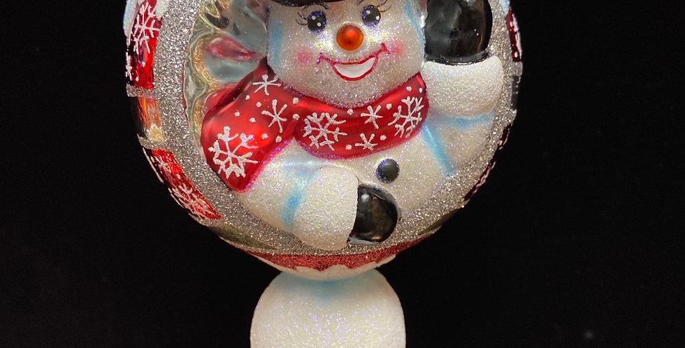 A Frosty Hello