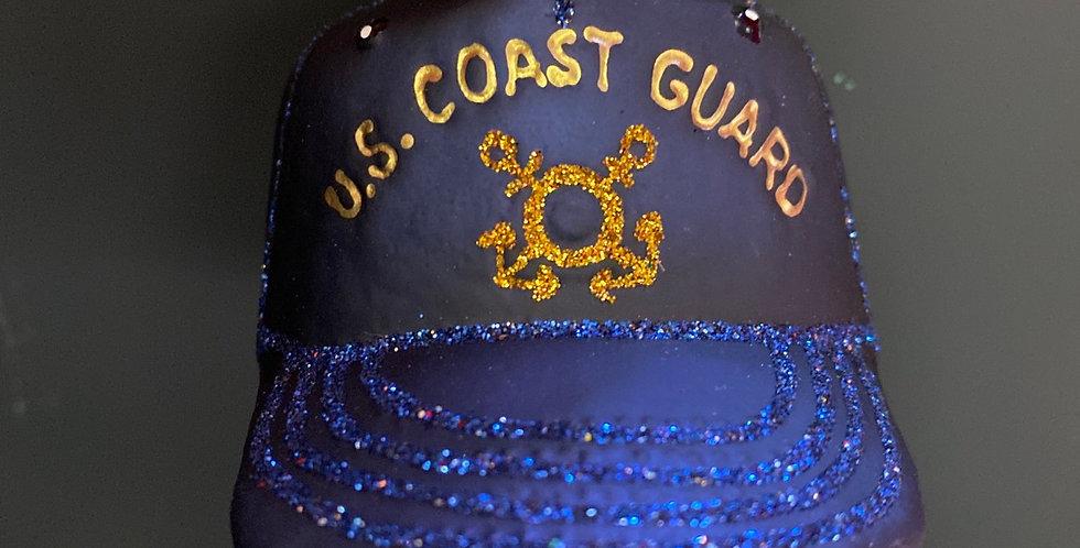 COAST GUARD CAP UPC 729343324009