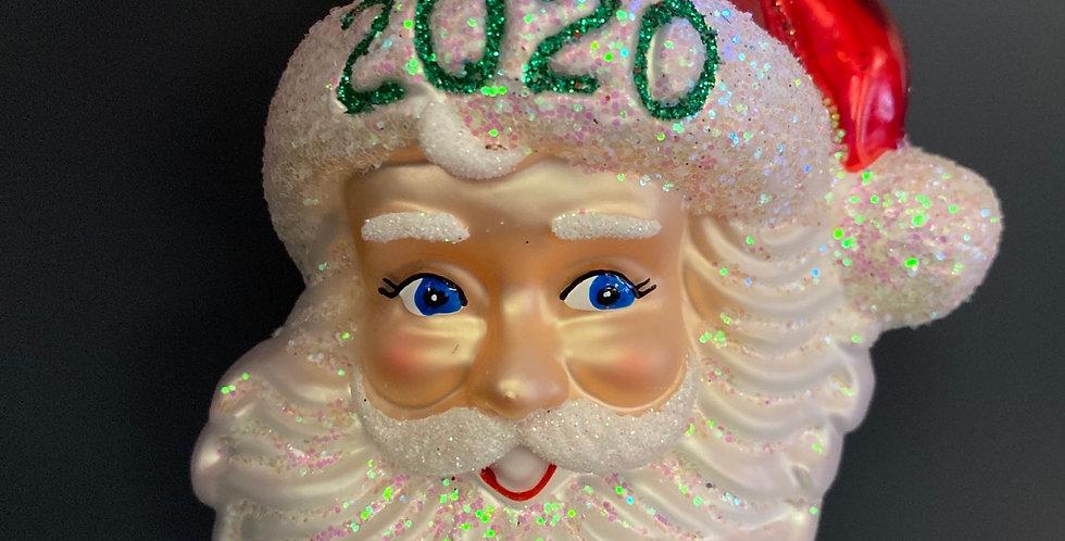 2020 NOSTALGIC SANTA UPC 729343403094