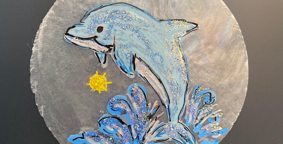 Capiz Shell w Dolphin