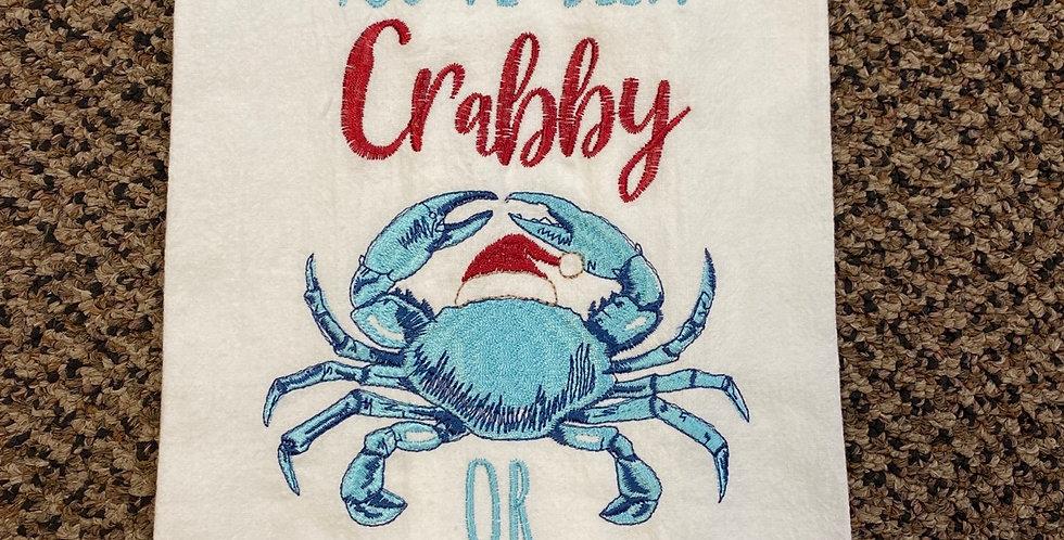 Crabby or Nice