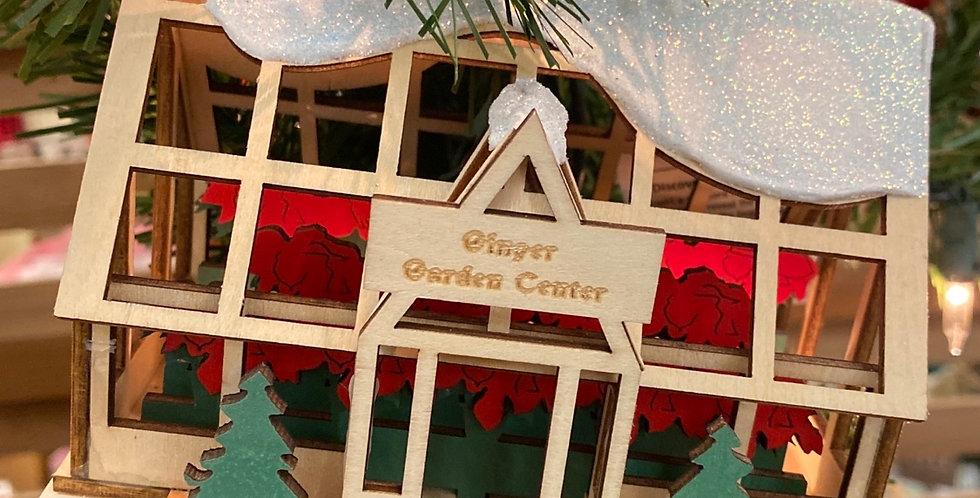 GINGER GARDEN CENTER-GCC139 UPC 729343805010