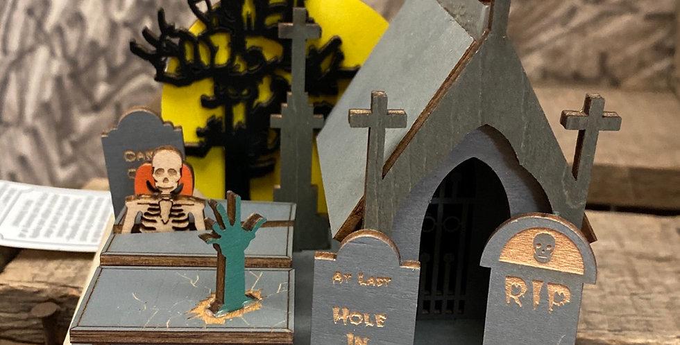 Boo Cemetery