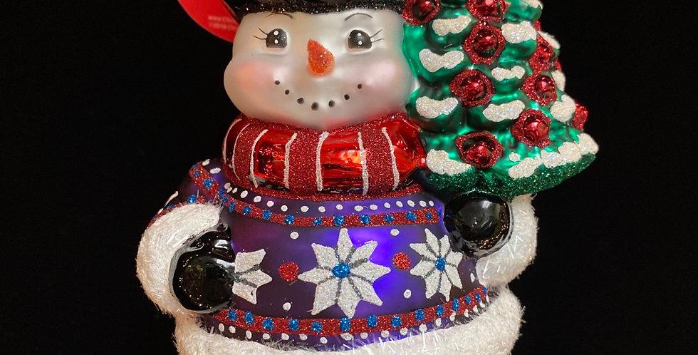 Sweater Weather Snowman