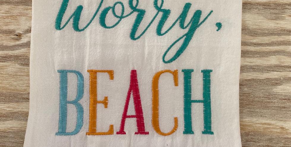 Don't Worry Beach Happy