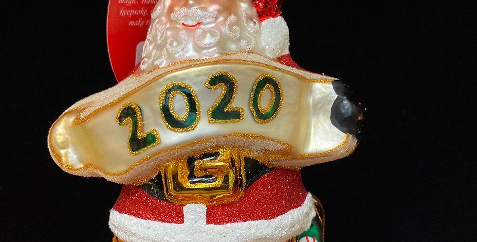 Banner Year for Santa